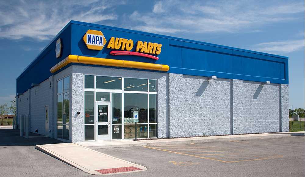 Napa Auto Parts Store Locations Napa Auto Parts